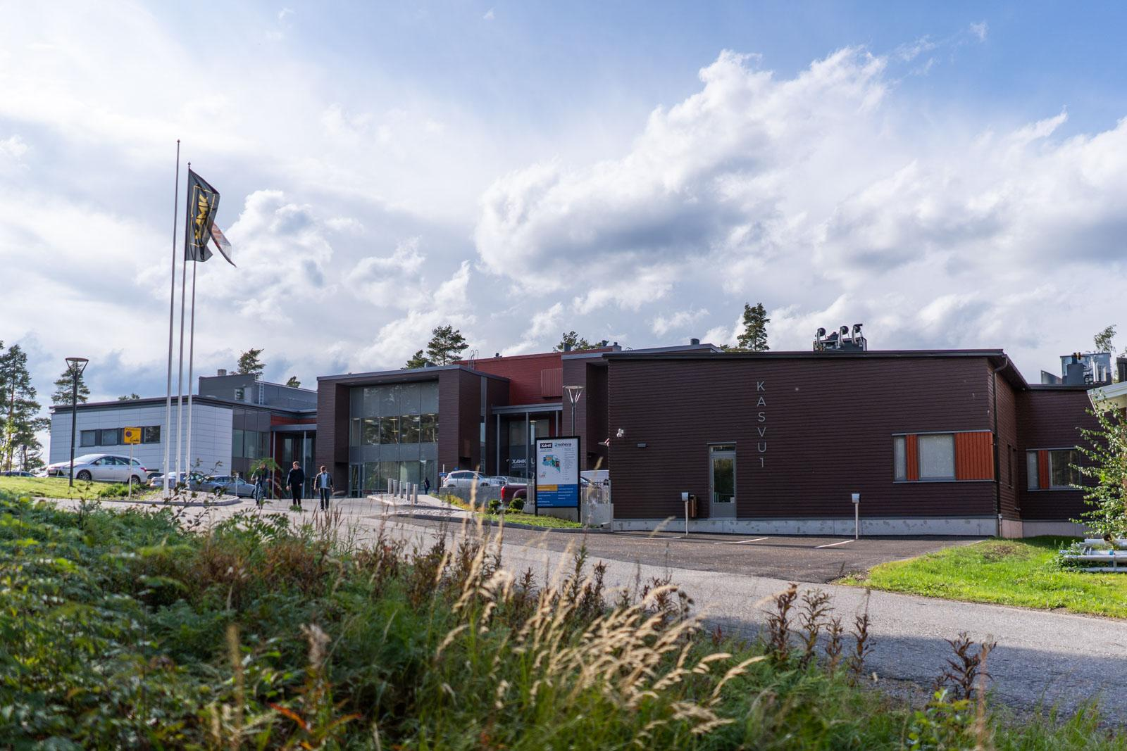Xamk and Aalto university initiate cooperation concerning study programme in bioproducts engineering