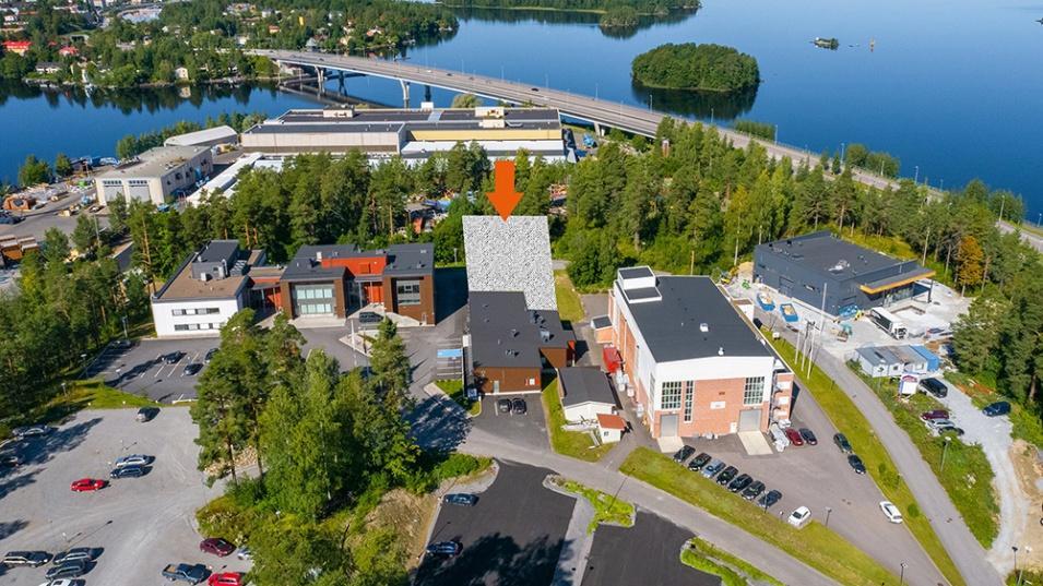Teknologiapuistoon 2,8 miljoonan euron rakennusinvestointi